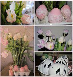 Cottage25: Tulpen, Eier und mehr