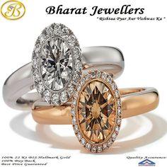 #Certified #Diamond Jewellery And Hallmark #GoldJewellery With 100% 916 Buyback! Visit Us!