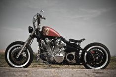 bobber motorcycle 🛵 Shop Our Latest Print Collection Of Motorcycle Apparel ww. bobber motorrad 🛵 K Bobber Chopper, Bobber Bikes, Harley Bobber, Chopper Motorcycle, Harley Bikes, Cruiser Motorcycle, Honda Cb, 600 Honda, Motos Harley Davidson