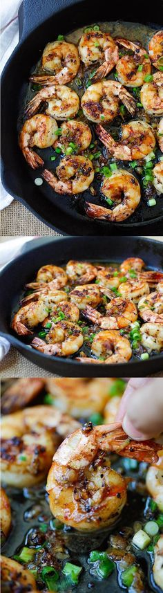 Black Pepper Shrimp #shrimp #healthy #paleo