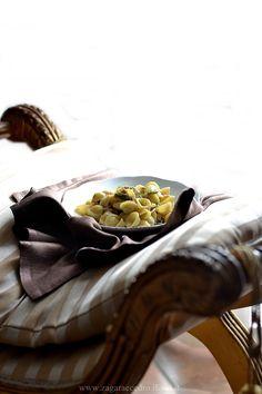 Orecchiette agli Agrumi con Asparagi e tonno http://www.zagaraecedro.ifood.it/2016/03/orecchiette-agli-agrumi-con-asparagi-e-tonno.html