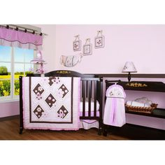 You'll love the Boutique Butterfly 13 Piece Crib Bedding Set at Wayfair.ca - Great Deals on all Baby & Kids  products with Free Shipping on most stuff, even the big stuff.