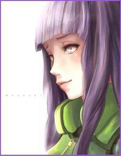 Hinata Hyugo - Naruto