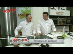 """Antonio Arrabal en BOSküCHen para nuestro espacio televisivo """"Más Cocina"""""""