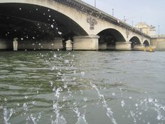 La Seine River, Paris France