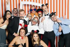 Fun Photo Booth Ideas for Weddings