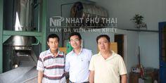 Lắp đặt máy đá viên tinh khiết 5 tấn tại Núi Thành, Quảng Nam