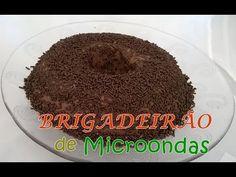 Brigadeirão de Microondas Fácil - YouTube