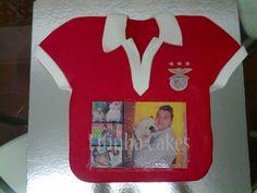 T-shirt Benfica...
