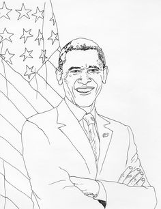 the 26th president of the united states us presidents pinterest coloring books - Barack Obama Coloring Book