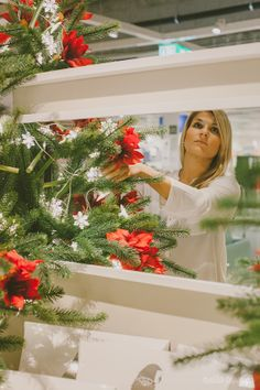 Isabel Pires de Lima @ Natal IKEA.
