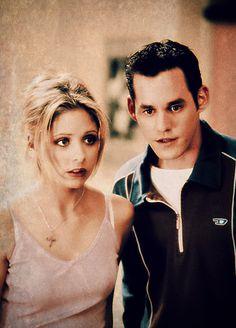 Buffy Summers + Xander Harris