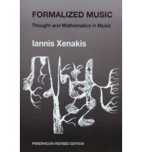 Formalised Music by Iannis Xenakis