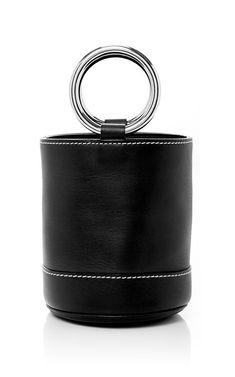 ce8c0e35eac Bonsai 15CM Bucket Bag by SIMON MILLER Now Available on Moda Operandi   ladiesblackbag Accesorios