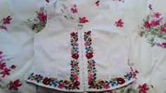 My Hungarian vest. My own project.