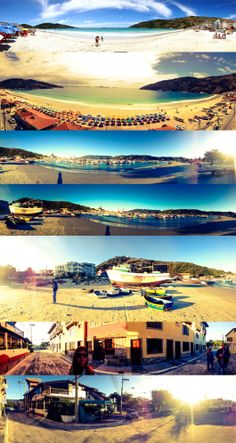 Arraial do Cabo, my first area in Brazil