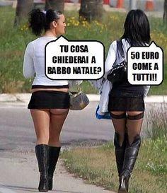 MOMENTO POP - BABBO NATALE Funny Art, Funny Jokes, Italian Humor, Image Fun, Strange Photos, Twisted Humor, Adult Humor, Dankest Memes, Sarcasm