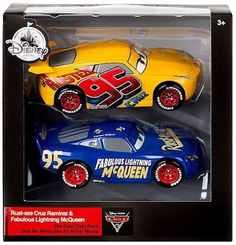Image result for disney cars cruz