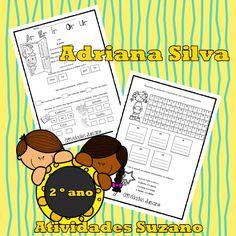 Ortografia Ar er ir or ur - Atividades Adriana