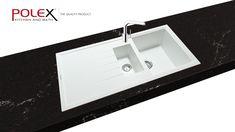 Polex Granit Evye. granite sink production by polex