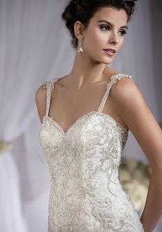 Jasmine Couture T182057 Mermaid Wedding Dress