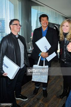 Actor Doug Jung attends Kari Feinstein's Pre-Oscar Style Lounge at the Andaz Hotel on February 24, 2017 in Los Angeles, California.