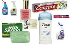 """Study Highlights Hidden Dangers In Everyday Products -- Even The """"Green"""" Ones..but not ours! Email me at greenmommas@hotmail.con for wholesale prices in safer products!"""