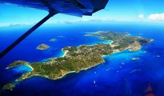 There are a number of ways to wend your way to St. Barts, all of which require traveling through the air, or on the water, or both. Most of people use commercial flights.