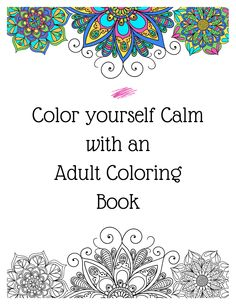 "Adult coloring is al the rage.  LibraryAware's ready-to-go flyers can make it all ""fun and no work."" Search for ""coloring"" in flyers- books, flyers-event and bookmarks  to find them all."