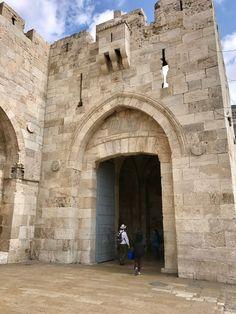 Partes da Cidade Velha, em Jerusalém