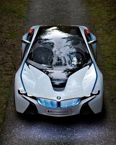 2015 BMW Vision Super Car | #FaureciaNAIAS2014