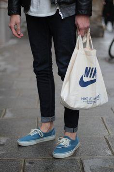 men's street fashion styles trends 2012; off duty model…what he wears   #men's, #fashion, #styles, #apparel, #celebrity #tips