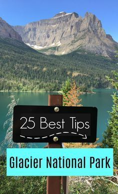 The BEST places to go in Glacier National Park! More than 25 ideas on what to see, what to do, when to go and how to enjoy a visit to Montana's National Park. Glacier National Park Montana, Glacier Park, Yellowstone National Park, Glacier Montana, Waterton National Park, Yellowstone Vacation, Travel Usa, Travel Tips, Canada Travel