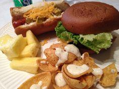 Udi's Gluten Free Hot Dog & Hamburger Buns