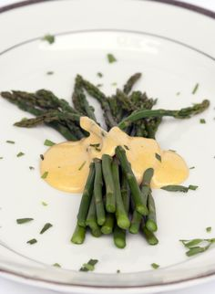 High Society Asparagus via @gojee