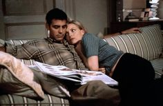 One Fine Day - George Clooney & Michelle Pfeiffer