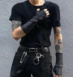 Neue Outfits, Edgy Outfits, Grunge Outfits, Cool Outfits, Fashion Outfits, Alternative Outfits, Alternative Fashion, Mode Streetwear, Streetwear Fashion