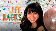 Visit Epic to watch New Years Eve Hacks Hack My Life, Life Hacks, Beach Hacks, National Geographic Kids, Best Children Books, Fancy Nancy, Tropical Party, Confetti Balloons, Video New