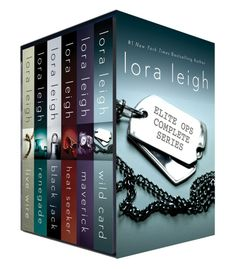 Lora Leigh novels   Lora Leigh Elite Ops Complete Series