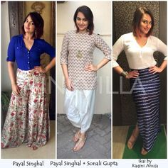 Style File : Sonakshi Sinha for 'Tevar' promotions | PINKVILLA