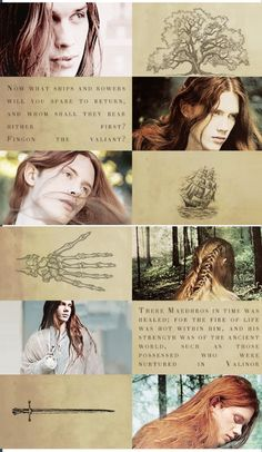 """Maedhros did deeds of surpassing valour, and the Orcs fled before his face; for since his torment upon Thangorodrim his spirit burned like a white fire within, and he was as one that returns from the dead"""