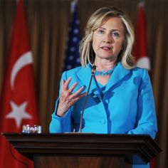 Hillary Clinton Speaks to Henry Kravis at KKR's Annual U.S. Investor Meeting