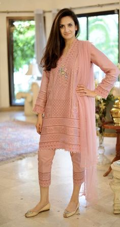 'Tis a season thats brimming with pretty outfits in festive colours! We almost feel greedy for a new wardrobe as our eyes devour Farida Hasan's new Eid collection! She is set to exhibit…