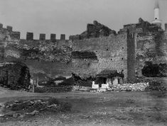 Thessaloniki, Macedonia, Ghosts, Greece, Buildings, Europe, Island, History, City