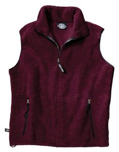Charles River Apparel 9503 Ridgeline Fleece VestMaroon2XL *** Check out the image by visiting the link.