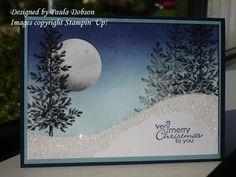 Stampinantics: CHRISTMAS MOON