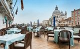 Be inspired by delicious creations of Club del Doge Restaurant and its stunning location at the Grand Canal. Grand Canal, Doge, Venice, Italy, Patio, Club, Photo And Video, Videos, Outdoor Decor