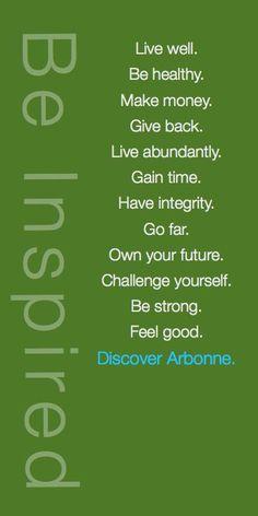 make money. give back. live abundantly #arbonne #startyourownbusiness #askmehow