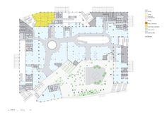 Sliced Porosity Block, Raffles City, Chengdu, China, 2012 | Steven Holl Architects