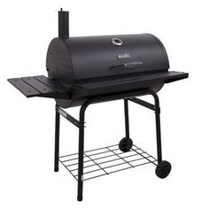 CB Charcoal Grill 840 Barrel - Char-Broil - 12301714